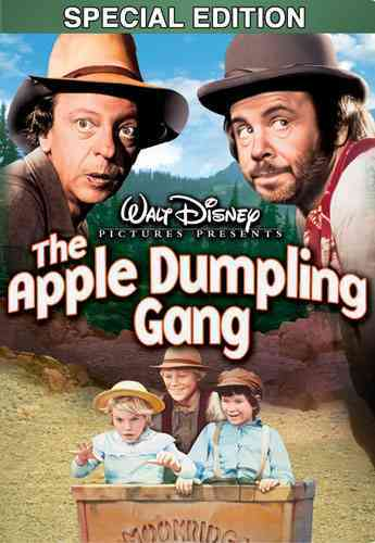 APPLE DUMPLING GANG BY KNOTTS,DON (DVD)